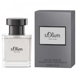 S.Oliver OLIVER FOR HIM edt 50ml