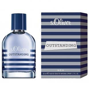 S.Oliver OUTSTANDING MEN edt 50ml