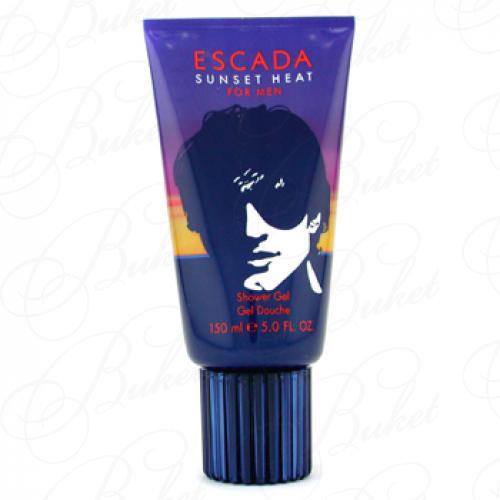 Гель для душа Escada SUNSET HEAT FOR MEN sh/gel 150ml