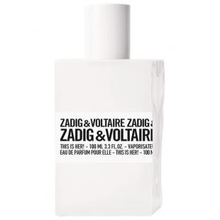 Zadig & Voltaire THIS IS HER 100ml edp TESTER