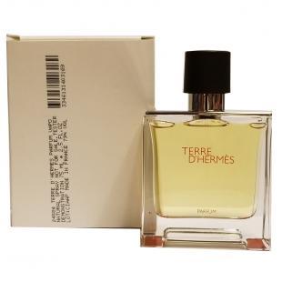 Hermes TERRE D`HERMES Parfum 75ml TESTER edp