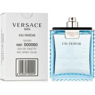 Versace MAN EAU FRAICHE 100ml TESTER edt