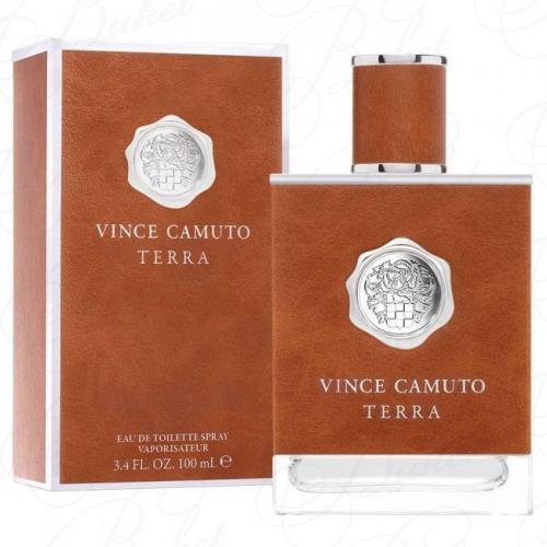 Туалетная вода Vince Camuto TERRA 100ml edt