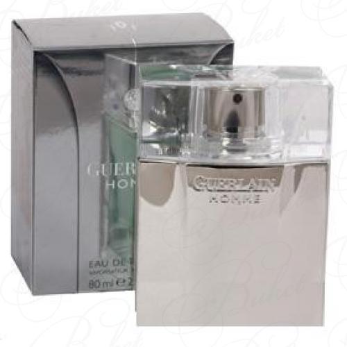 Туалетная вода Guerlain GUERLAIN HOMME 80ml edt