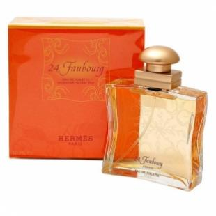 Hermes 24, FAUBOURG 100ml edt TESTER