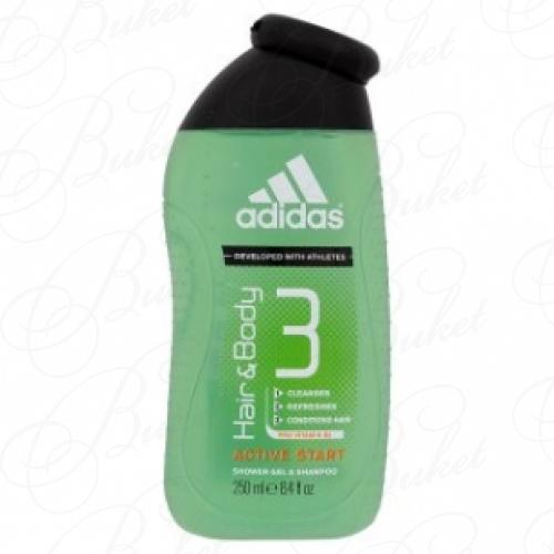 Гель для душа Adidas ACTIVE START sh/gel 250ml