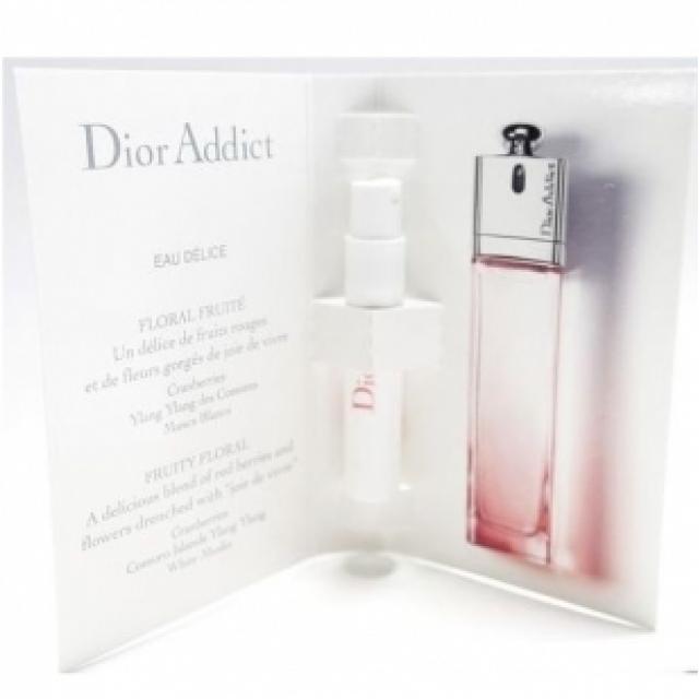 Christian Dior ADDICT EAU DELICE 1ml edt купить в интернет-магазине ... f145785f4fe8c