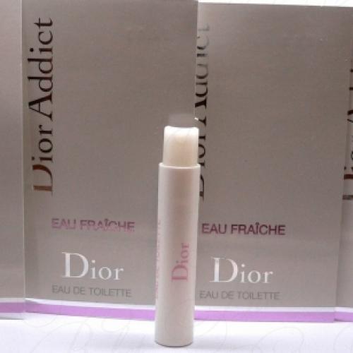 Пробники Christian Dior ADDICT EAU FRAICHE 2012 1ml edt