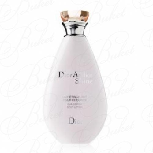 Лосьон для тела Christian Dior ADDICT SHINE b/lot 200ml