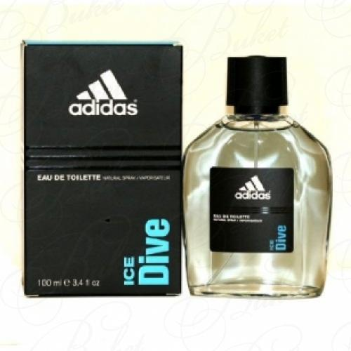 Туалетная вода Adidas ICE DIVE 50ml edt