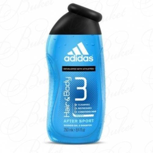 Гель для душа Adidas AFTER SPORT sh/gel 250ml