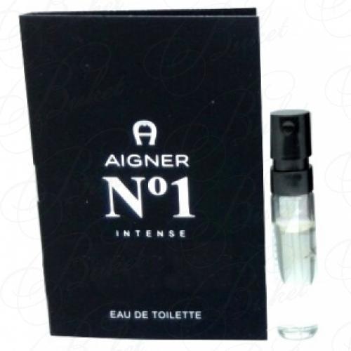 Пробники Aigner AIGNER №1 INTENSE 1.5ml edt
