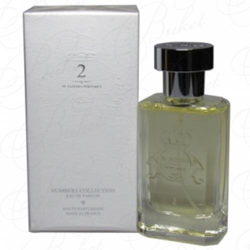 Парфюмерная вода Al Jazeera Perfumes AL JAZEERA No2 Number Collection 50ml edp