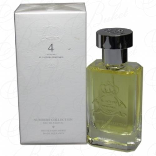 Парфюмерная вода Al Jazeera Perfumes AL JAZEERA No4 Number Collection 50ml edp