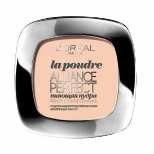 Пудра для лица L`OREAL MAKE UP ALLIANCE PERFECT №R2 Rose Vanilla/Ванильный-розовый