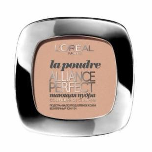 Пудра для лица L`OREAL MAKE UP ALLIANCE PERFECT №R3 Rose Beige/Бежево-розовый