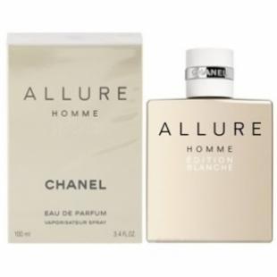 Chanel ALLURE HOMME BLANCHE Eau de Parfum 100ml TESTER edp