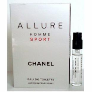 Chanel ALLURE HOMME SPORT 2ml edt