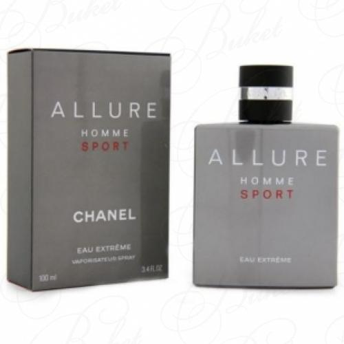 Туалетная вода Chanel ALLURE HOMME SPORT EAU EXTREME 100ml edt