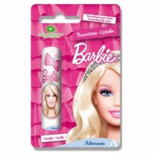 Бальзам для губ BARBIE с ароматом ванили 5.7ml
