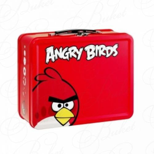 Air-Val International ANGRY BIRDS RED BIRD SET (edt 100ml+чемоданчик)