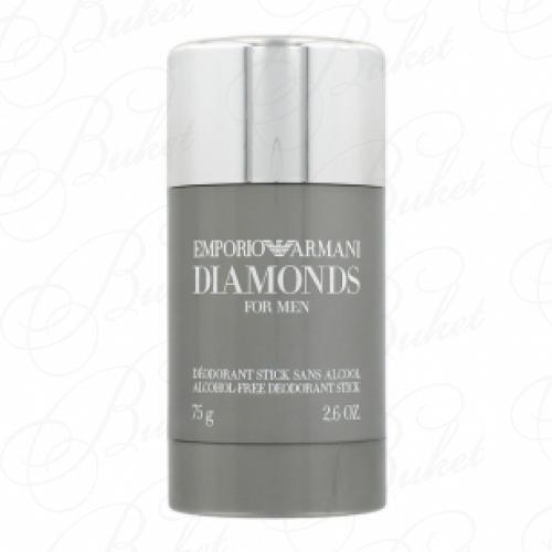 Дезодорант стик Armani EMPORIO ARMANI DIAMONDS FOR MEN deo-stick 75ml