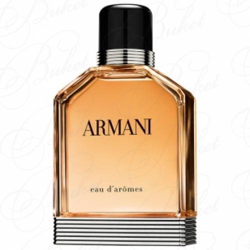 Тестер Armani ARMANI EAU D`AROMES 100ml edt TESTER
