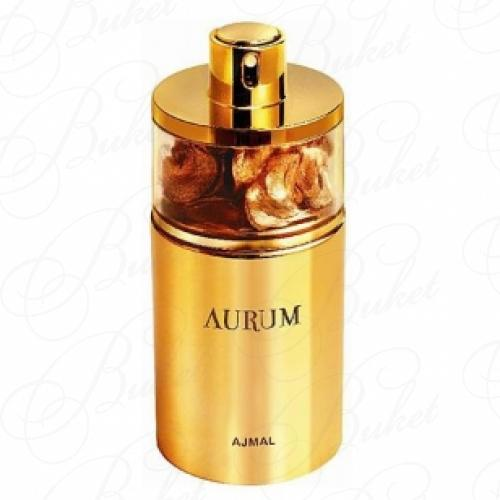 Тестер Ajmal AURUM 75ml edp TESTER