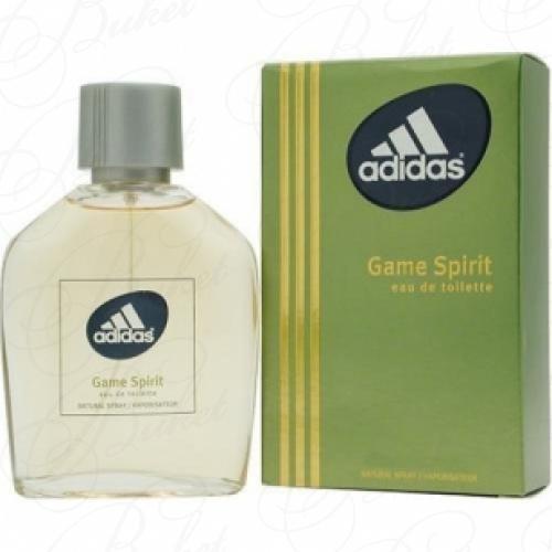 Туалетная вода Adidas GAME SPIRIT 100ml edt
