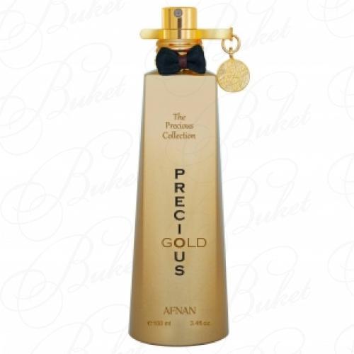 Парфюмерная вода Afnan PRECIOUS GOLD 100ml edp