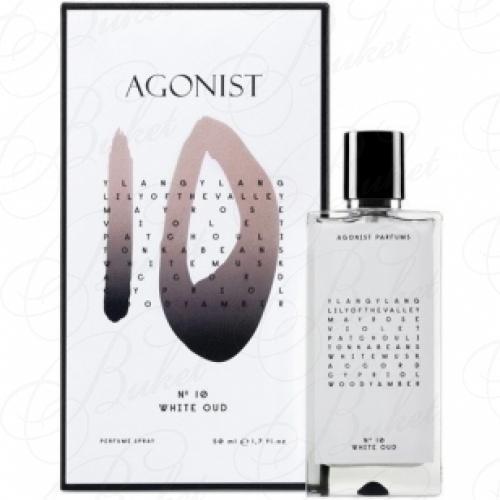Парфюмерная вода Agonist №10 WHITE OUD 50ml edp
