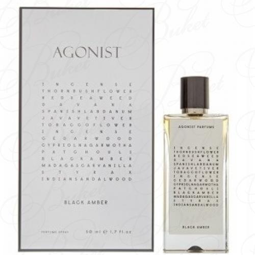 Парфюмерная вода Agonist BLACK AMBER 50ml edp