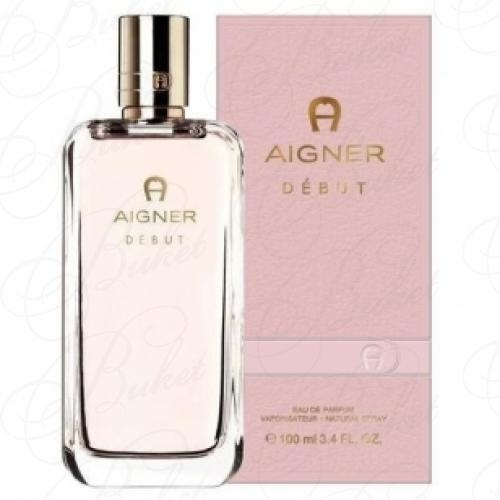 Тестер Aigner DEBUT 100ml edp TESTER
