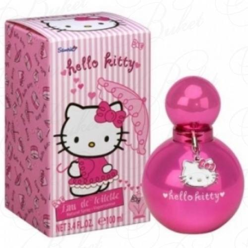 Air-Val International HELLO KITTY PINK 100ml edt TESTER