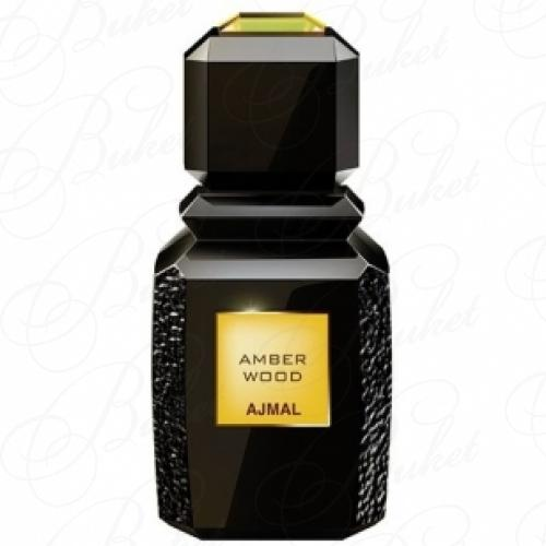 Тестер Ajmal AMBER WOOD 100ml edp TESTER
