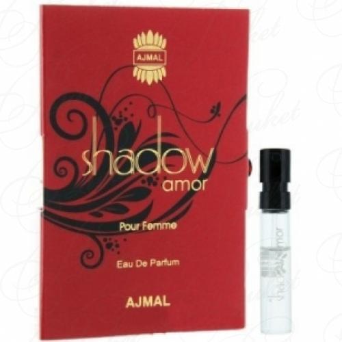 Пробники Ajmal SHADOW AMOR FEMME 1.5ml edp