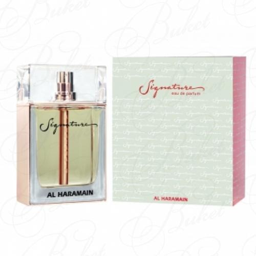 Парфюмерная вода Al Haramain SIGNATURE 100ml edp