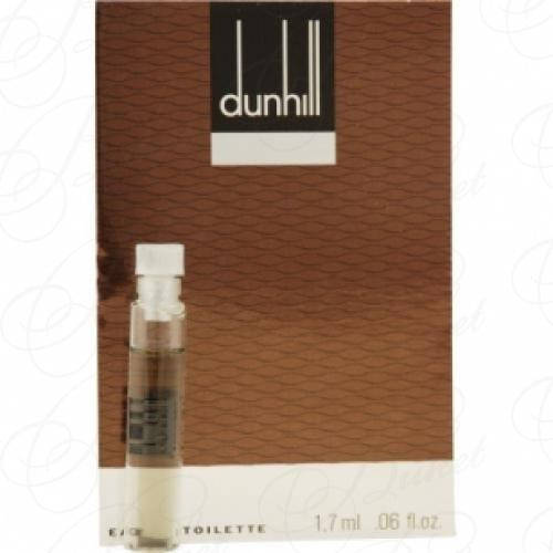 Пробники Alfred Dunhill POUR HOMME 1.7ml edt