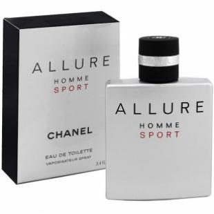Chanel ALLURE HOMME SPORT 100ml TESTER edt
