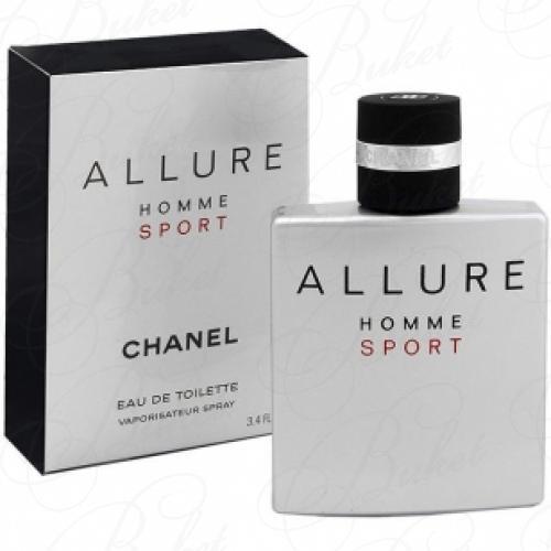 Тестер Chanel ALLURE HOMME SPORT 150ml TESTER edt