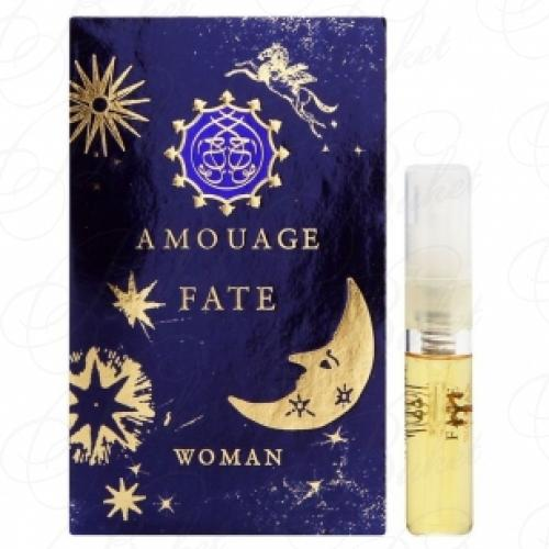 Пробники Amouage FATE WOMAN 2ml edp