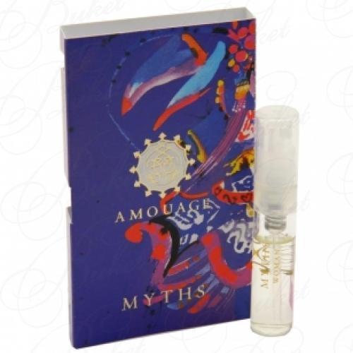 Пробники Amouage MYTHS WOMAN 2ml edp