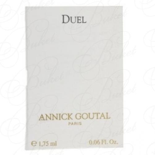 Пробники Annick Goutal DUEL 1.75ml edt