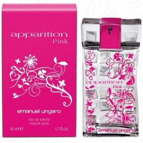 Туалетная вода Emanuel Ungaro APPARITION PINK 30ml edt