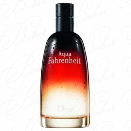 Тестер Christian Dior FAHRENHEIT AQUA 125ml edt TESTER