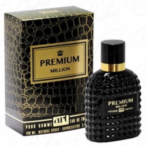 Туалетная вода Art Parfum PREMIUM MILLION 100ml edt