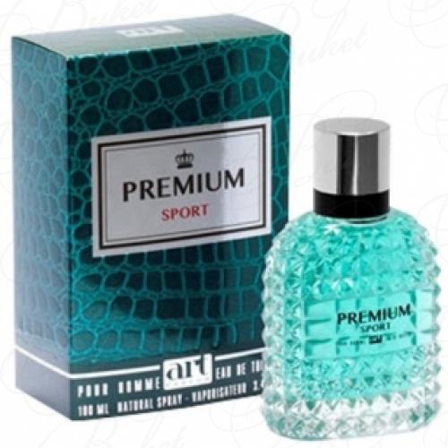 Тестер Art Parfum PREMIUM SPORT 100ml edt TESTER