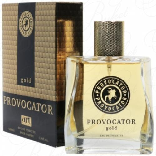 Тестер Art Parfum PROVOCATOR GOLD 100ml edt TESTER