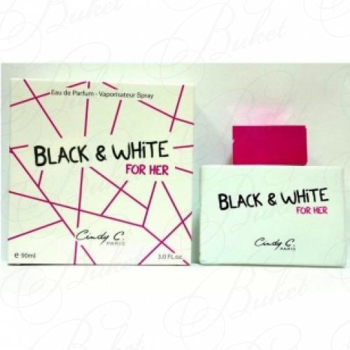 Туалетная вода Cindy Crawford BLACK & WHITE 90ml edt