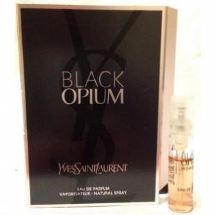 Yves Saint Laurent BLACK OPIUM 1.5ml edp